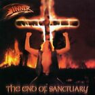 Sinner - The End Of Sanctuary [CD]