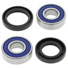 New All Balls Front Wheel Bearing Kit 25-1218 for Kawasaki GPZ 1100 ABS 96