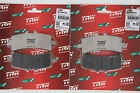 TRW Brake Pads MCB 792 Crq Carbon Racing Bimota DB7, DB8, DB11 Brake Pads