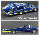 CHEVROLET C-30 RAMP TRUCK 1967 SUNOCO RACING 1/18 SCALE DIECAST BY ACME 1801701