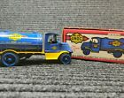 ERTL Diecast Bank - 1926 Mack Tanker Bank - Blue Sunoco