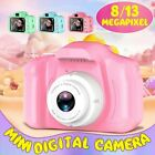 UK STOCK Kids Digital Camera 12MP HD 1080P Support 32G Video Camcorder Children