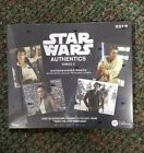 Star Wars Authentics Autographs Series 2 Hobby Box Topps 2019 Brand New