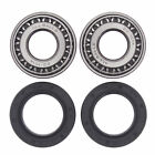 All Balls Front Wheel Bearing Seal Kit for Harley XLH Sportster Hugger 88-99