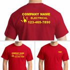 Custom Personalized T shirts Your Own Text Here Different Colors Available