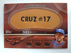Nelson Cruz Rookie Cards Checklist and Guide 6