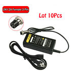 Lot 10 Battery Fast Electric Scooter Charger For RAZOR E500 S MX350 E300 E200