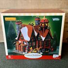 Lemax Village Collection Mill Valley School 2004 Lighted Building Christmas