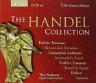The Sixteen - The Handel Collection (Samson/ Israel In Egypt/ Esthe - [CD]
