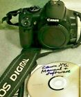 USED Canon EOS XTi 400D 101MP25LCD DSLRVery Good