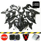 Black Fairing Kit for KAWASAKI NINJA 650 ER6F EX650 2017-2019 2018 ABS Body Work