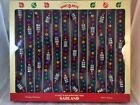 NEW 14 FOOT RADKO MERCURY GLASS GARLAND XMAS SHINY BRITE W RIBS