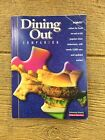 Weight Watchers Winning Points Dining Out Companion SoftCover Book 2002