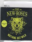 THE NEW ROSES - Nothing But Wild - great German classic hard rock (promo)