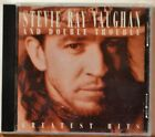 CD Stevie Ray Vaughan Greatest Hits Crossfire Tightrope Cold Shot ExtrasShipFree