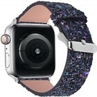 For IWatch Iwatch band Strap Watch Band Flash Explosive Sequin fashion Instagram