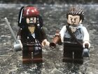 LEGO Jack Sparrow & Will Turner Minifigures Pirates of the Caribbean 4184 C28