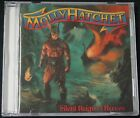Molly Hatchet - Silent Reign Of Heroes CD (1998, SPV) Import