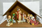 Hummel Goebel 7 Piece Nativity Set TMK 6