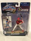 2001 Starting Lineup 2 St. Louis Cardinals Jim Edmonds Extended Series MLB NEW!