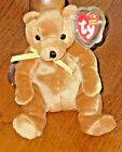 TY BEANIE BABY BEAR - SHERWOOD 2003 - HANG TAG PROTECTED - EXCELLENT CONDITION