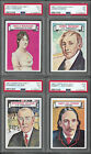1967 Topps Who Am I? Trading Cards 24