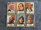 1952 Topps Look n See Trading Cards 4