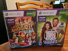 Kinect Adventures and The Biggest Loser Xbox 360 2 Game Bundle
