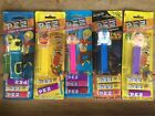 PEZ DISPENSER LOT ( GARFIELD, R2-D2, FOZZIE BEAR, MISS PIGGY AND TRUCK ) AS IS