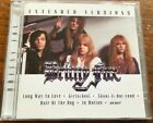 3 BRITNY FOX CDs  EXTENTED VERSION +LIVE LEB PA.+BITE DOWN DEMOS