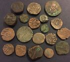 19 Ancient India Coins Indian Hammered Coins Tokens Very Old Other Countries