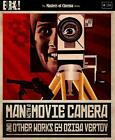 MAN WITH A MOVIE CAMERA Region B Rare OOP 4 DVD Blu Ray Box