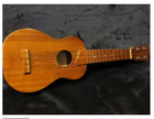 Kamaka Hf 1 Soprano Made In 1969 1972 Ukulele