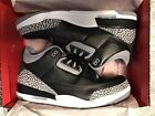 Genuine Jordan Retro 3 black cement 2011 Release RARE Size 15 New In Box
