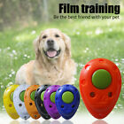 Obedience Mini Home Puppy Training Pet Clicker Supplies Dog Cat Finger Loop