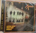 AXTION Look out for the night CD 80s U.S Heavy Metal Hard Rock Lizzy Borden Riot