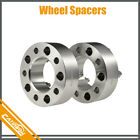 2 2 5x5 Wheel Spacers Adapters For Jeep Wrangler Grand Cherokee JK Offroad