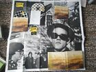 R.E.M. Out Of Time Deluxe Edition 2 CD John Keane Demos Boxset Poster REM Box