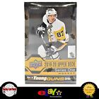 (HCW) 2019-20 Upper Deck Series 1 Hobby Box - 24 packs - 6 Young Guns