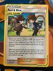 Pokemon Red  Blue 202 236 Uncommon Cosmic Eclipse Trainer Card Near Mint