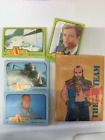 1983 Topps A-Team Trading Cards 14