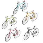 110 Scale Diecast Alloy Bicycle Model Toys Racing Bike Decorative Toy Gifts