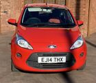 LARGER PHOTOS: 2014 FORD KA - Low Mileage (22,000)