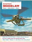 AMERICAN MODELER Magazin October 1957 Time Flies Travel Air Texaco 13: C/L Scale