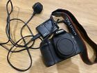 Canon EOS 40D DSLR Camera - Body, Battery And Charger