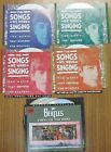 The Beatles Songs We Were Sing 1-4 Vinyl To The Core Upgrade CD 7 Discs Set F/S