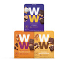 Weight Watchers Chocolate Mini Bar Variety pack 36 Total 2pts per bar