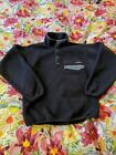 Patagonia Vintage Synchilla Fleece Pullover S Small Navy Blue