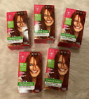 5 Clairol 44 Deep Red PAINT THE TOWN Herbal Color Me Vibrant