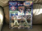 1999 DEREK JETER STARTING LINEUP Classic Doubles Minors to the Majors Hasbro VG